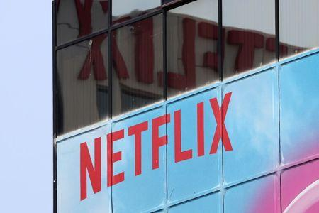 Netflix's share price slumps 14 per cent after disappointing second quarter