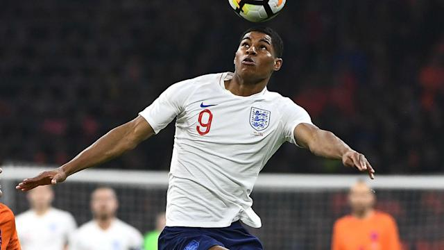 England are looking to the Red Devils forward to star for them at World Cup 2018 and put the frustration of a lack of domestic starts behind him