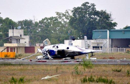 Helicopter firm in India bribe probe 'broke no law'