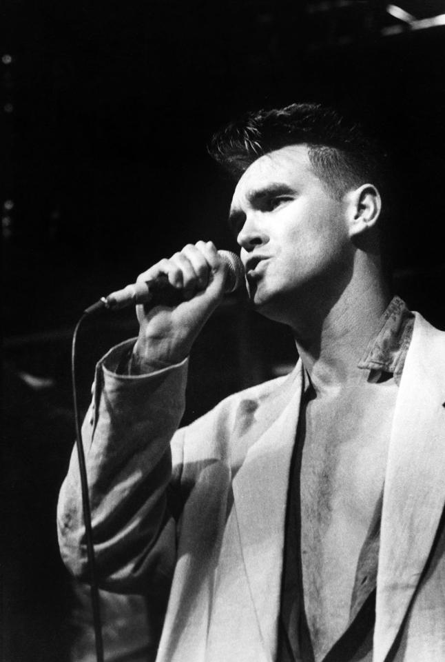 "<p>(<i>Vauxhall and I</i>, 1994)<br /><br />In this tune about an insidious stalker, Morrissey warns that if you ignore the song's protagonist, he'll stubbornly burrow his way into your psyche ""like a bad debt that you can't pay."" Give in, he threatens, or you'll regret it. <i>Creepy.</i><br />Lyrics: ""The more you ignore me/the closer I get/You're wasting your time/Beware!/I bear more grudges than lonely high court judges/When you sleep I will creep into your thoughts/Like a bad debt that you can't pay/Take the easy way and give in/Yeah, and let me in/IT'S WAR.""<br />(Photo: Getty Images) </p>"
