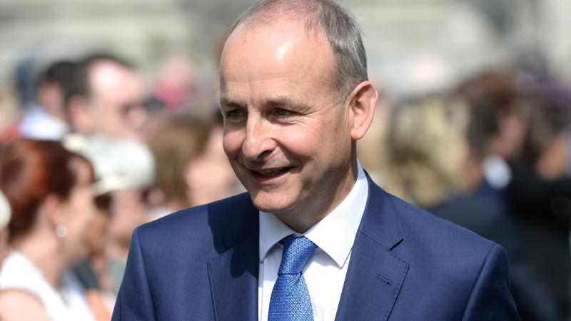 Lack of powersharing as Brexit looms is scandalous, Micheal Martin says