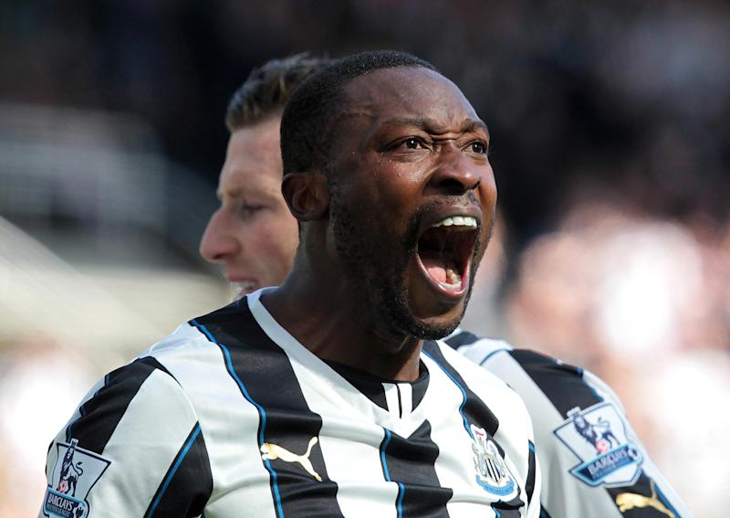 Shola Ameobi inducted into Newcastle United's hall of fame