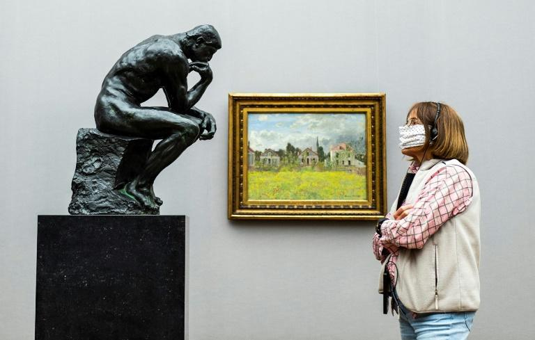 Berlin museums house world-class works of art but they still trail global counterparts in popularity -- and the coronavirus is making things worse