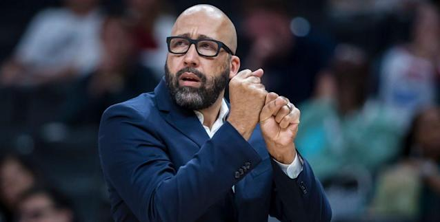 David Fizdale: Knicks owner Jim Dolan gives me 'vote of confidence' at every game