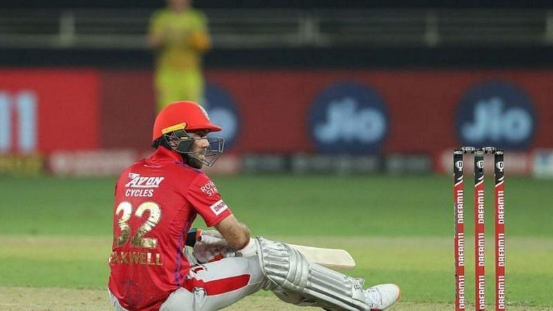 Glenn Maxwell replied to Virender Sehwag's dig at him by saying that it was the latter's choice to say what he likes