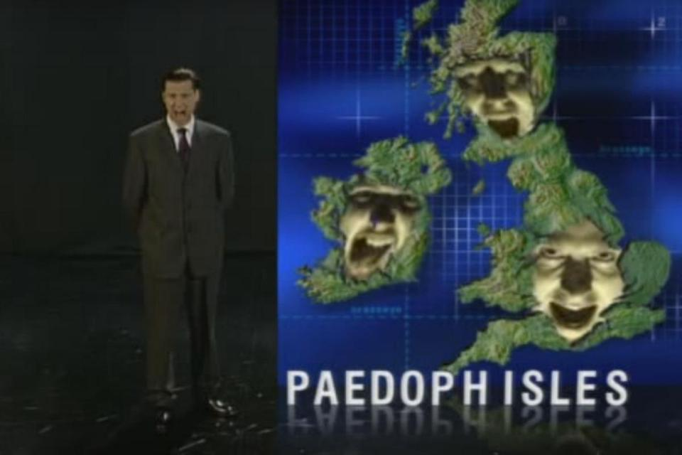 <p>At the time of its broadcast in 2001, Chris Morris's 'Brass Eye' special, 'Paedogeddon!', was the most-complained about single programme in history, with 3000 people haranguing Channel 4 over its content, which found a host of celebrities from Gary Linekar to Doctor Fox making fools of themselves in front of a national audience, as Morris mocked media hysteria over paedophilia.</p>
