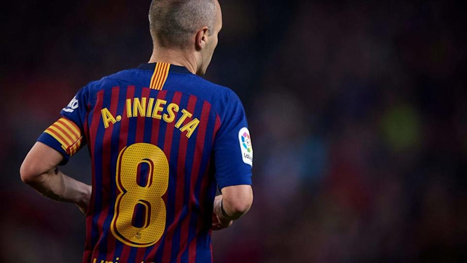 Andrés Iniesta | Quality Sport Images/Getty Images