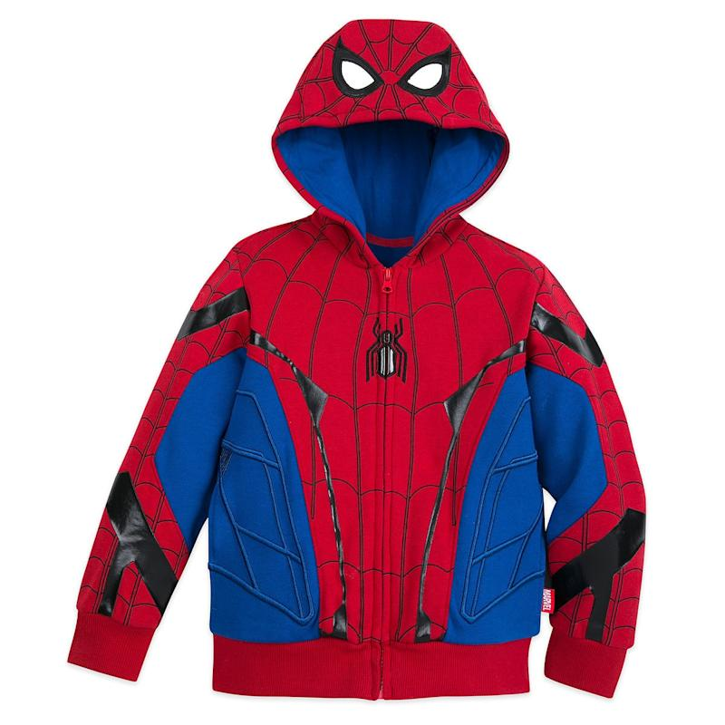 Spider-Man Far From Home Hooded Jacket (Photo: Disney Shop)