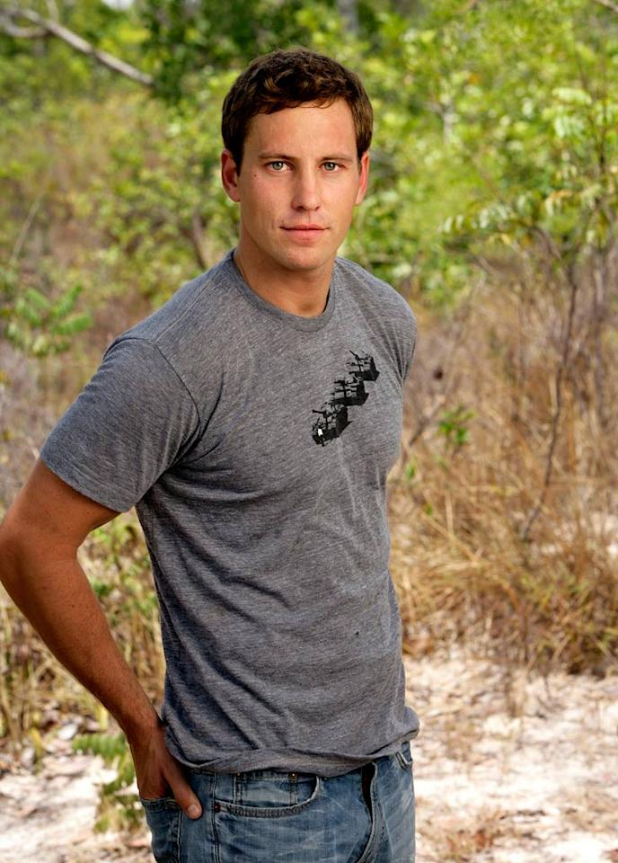Brendan Synnott, a entrepreneur from New York, NY, is one of the 16 castaways set to compete in Survivor: Tocantins-The Brazilian Highlands.