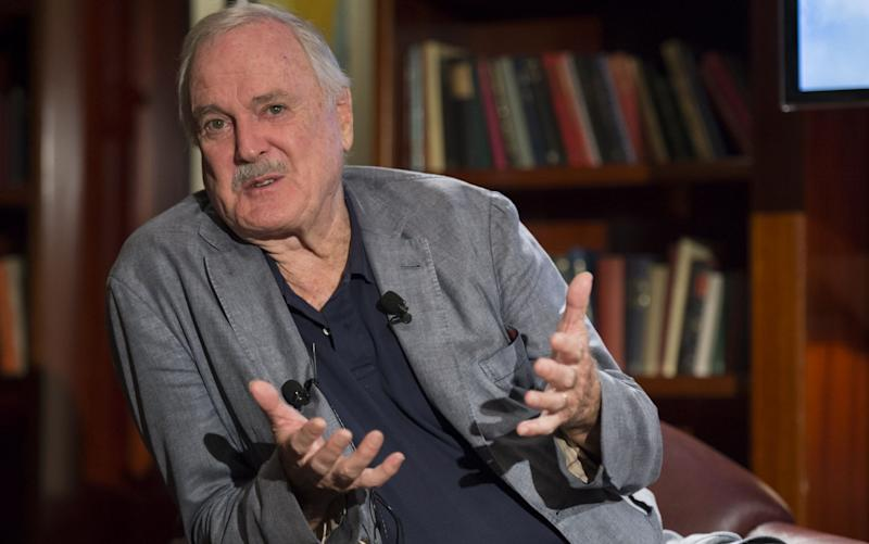 John Cleese - Rex Features
