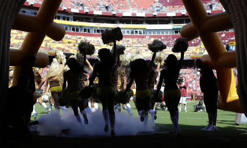 NFL and NBA teams have faced lawsuits from cheerleaders unhappy with their working conditions