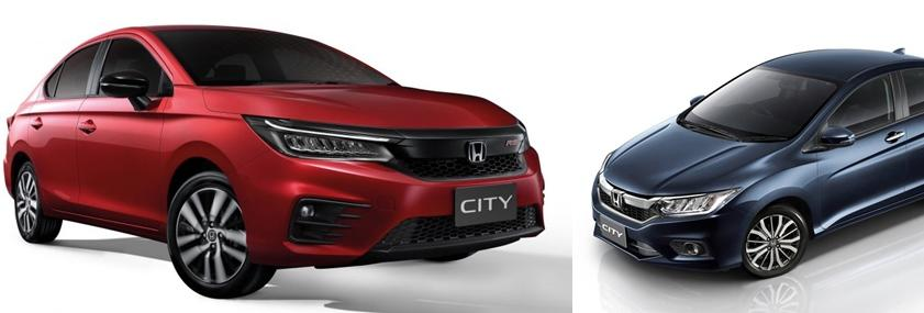 The styling is rather progressive and the all-new Honda is more like a smaller version of the Civic; which is a welcome change. The front of the car has Civic-style massive headlamps and a big grille.