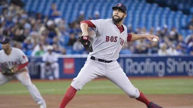 David Price looked strong in his return from the injured list, and the Sox lineup crushes four home runs off Toronto pitching as Boston opens a four-game series in style at Rogers Centre.