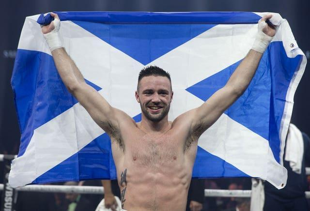 Josh Taylor has won all 18 of his professional fights