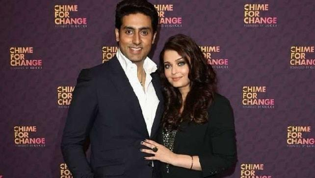 "Aishwarya Rai posts shoutout for husband Abhishek Bachchan on Breathe: Into the Shadows release "" 'Shine on'"