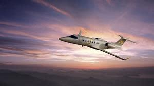 The Bombardier Learjet 75 Liberty aircraft is now in service.