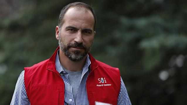 Dara Khosrowshahi, Uber's new CEO, is lauded as an inspired choice because he turned around travel-bookings platform Expedia during his 12-year tenure.