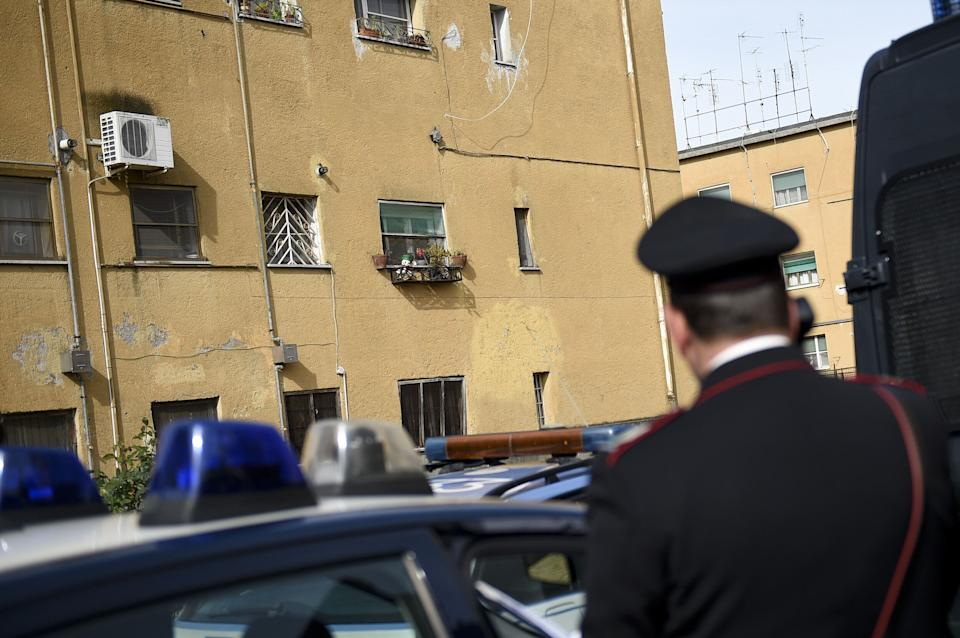 Carabinieri (Italian police force) (Photo: gabrieletamborrelli via Getty Images)
