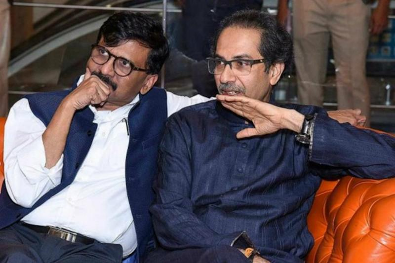In Saamana, Shiv Sena Pitches for Deportation of 'Pak, B'desh Muslims'; Hits Out at Raj Thackeray