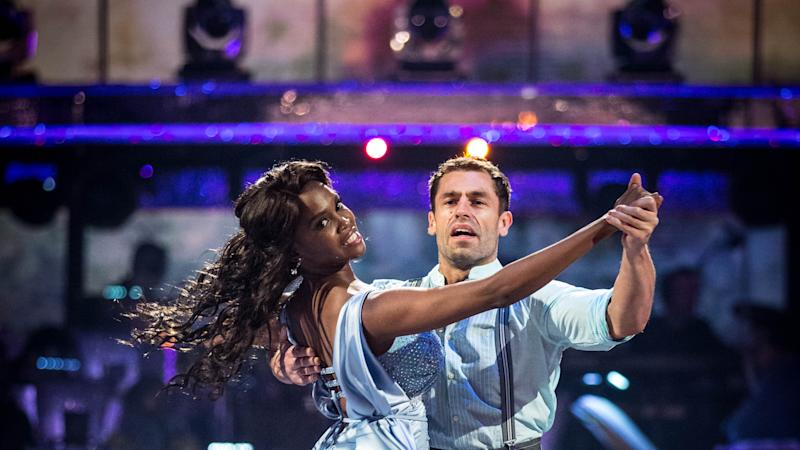 Strictly Come Dancing's Kelvin Fletcher: Oti Mabuse is like my sister