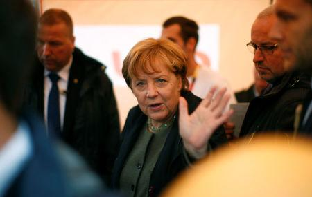 Putin, Merkel agree on changes to United Nations  forces deployment in Ukraine proposal