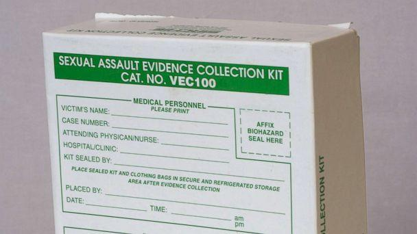 PHOTO: A stock photo of a sexual assault evidence collection kit. (Science Source/ Getty Images)