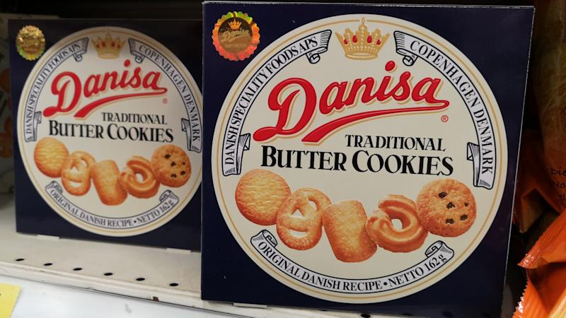 Danisa sues rival Kjeldsens and Hong Kong newspaper for defamation over claim its cookies are not from Denmark