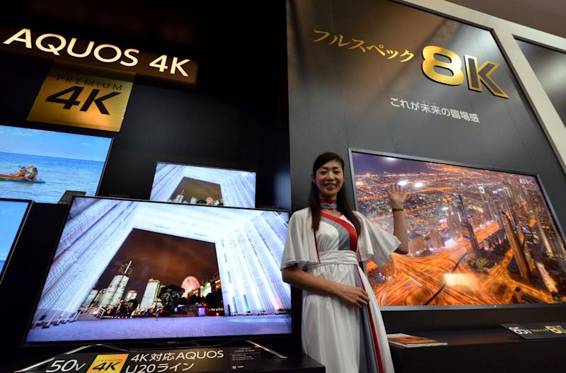 8K TVs are coming, but don't buy the hype