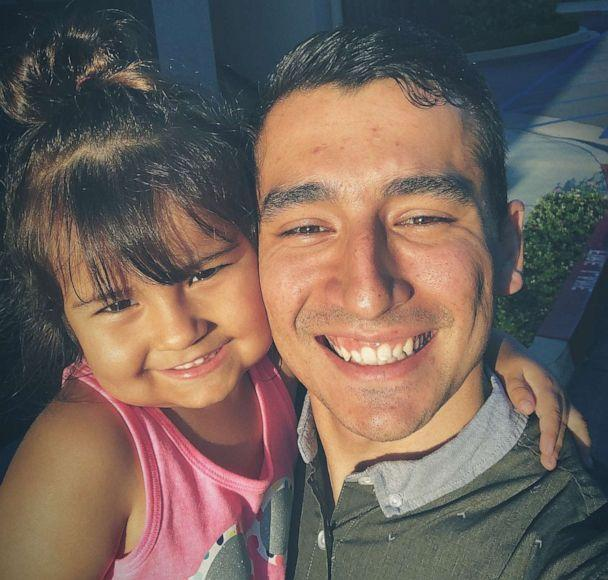PHOTO: Nick Casas and his daughter Sienna love singing together. (Courtesy Nick Casas)