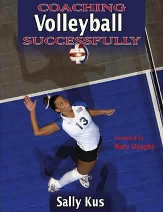 Sally Kus wrote the book on coaching volleyball -- Amazon.com