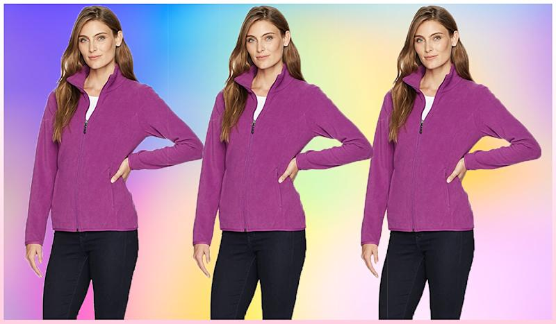 Soft, comfy, and available in your favorite color (choose from 18 shades). (Photo: Amazon)
