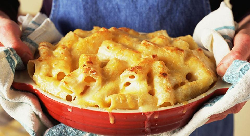 Adding cheese to your pasta will make you happier. [Photo: Getty]