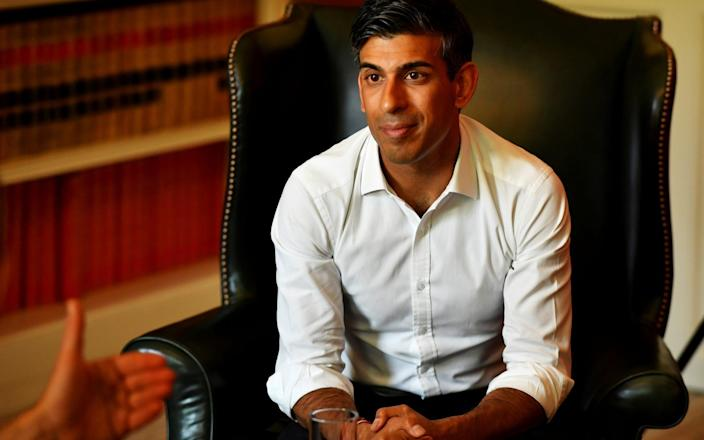 Rishi Sunak had been due to take part in a key meeting on social care this week - Reuters