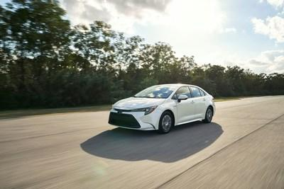 The 2020 Corolla Hybrid,  relish its gas-powered siblings, delivers a highly-satisfying driving experience, along with the brand's latest advances in comfort and multimedia technology.