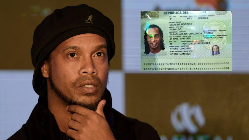 Ronaldinho released after five-month house arrest in Paraguay