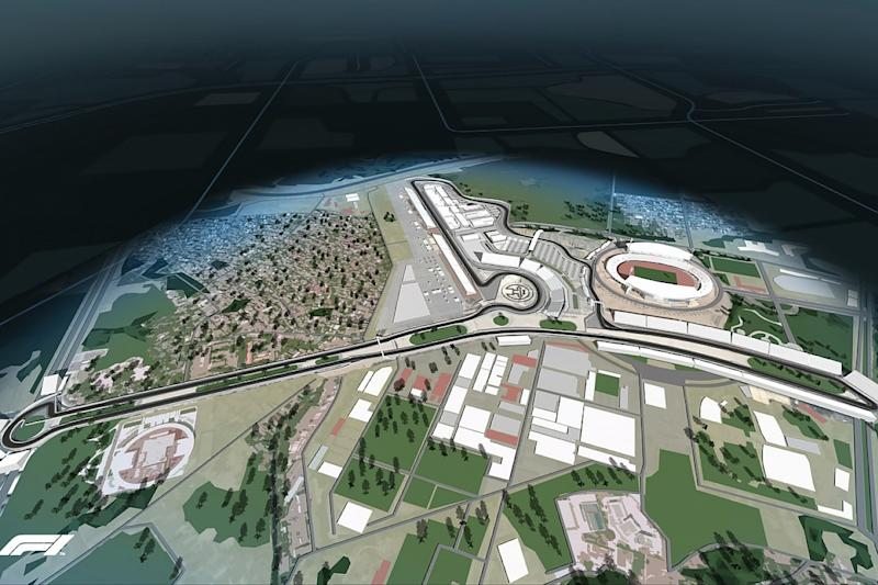 Hanoi F1 circuit details revealed