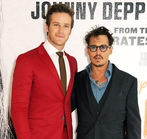 Johnny Depp, Armie Hammer Blame Critics for Lone Ranger's U.S. Failure