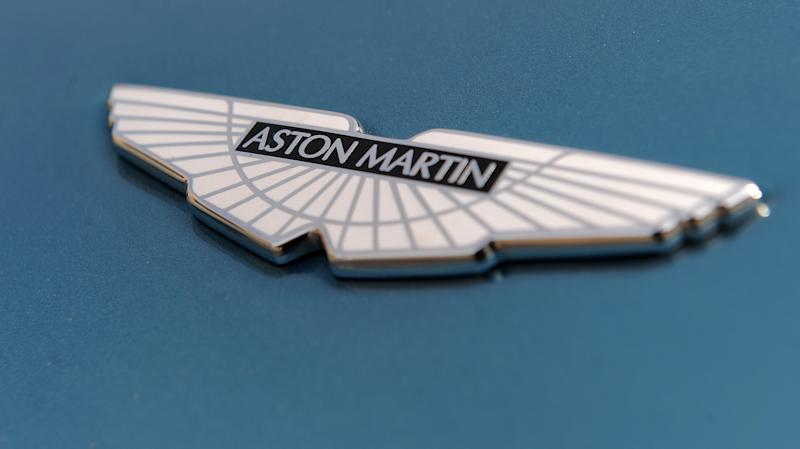 Aston Martin swings to loss after UK and Europe sales plunge