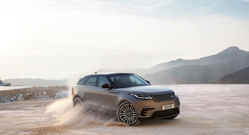 Range Rover Velar Officially Revealed