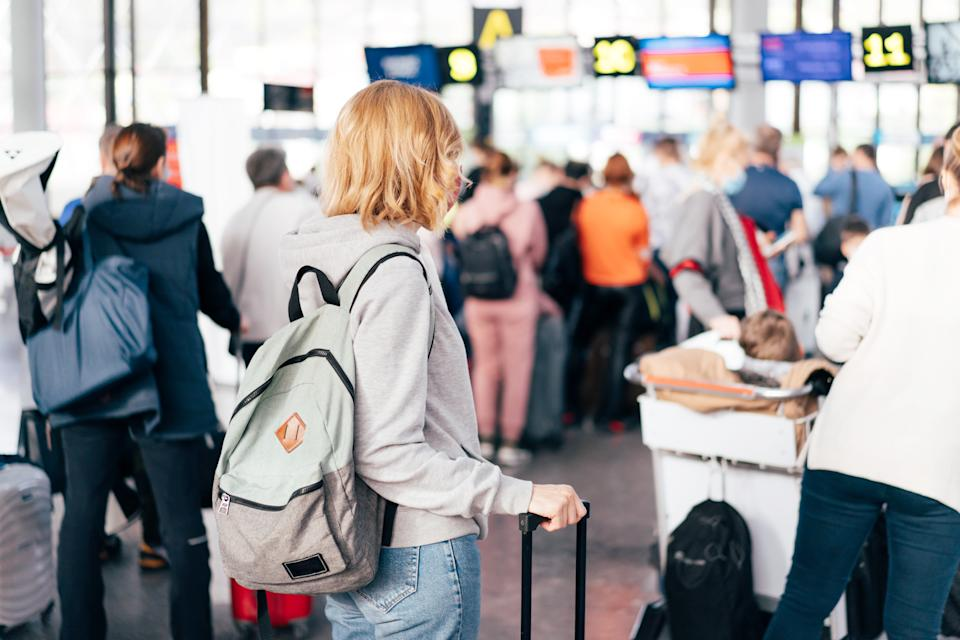 """To secure a valid passport, the State Department suggests applications should be sent """"at least six months before planned travel."""" (Photo: Getty)"""