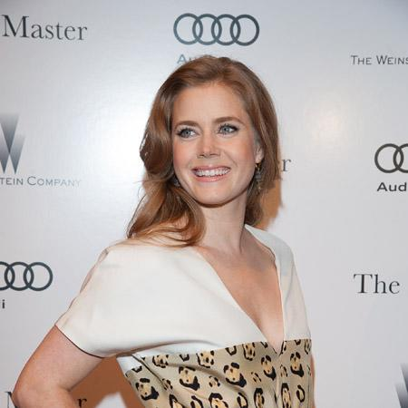 Amy Adams: Loneliness makes me giddy