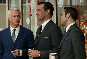 Mad Men | Photo Credits: Michael Yarish/AMC