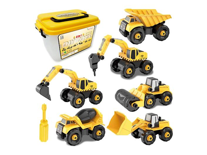 Dig through mud, for treasure and for fun with this toy setamazon