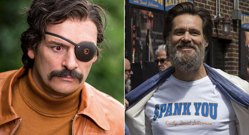 Julian Barratt as Mindhorn, a role once linked to Jim Carrey (StudioCanal/Reuters)