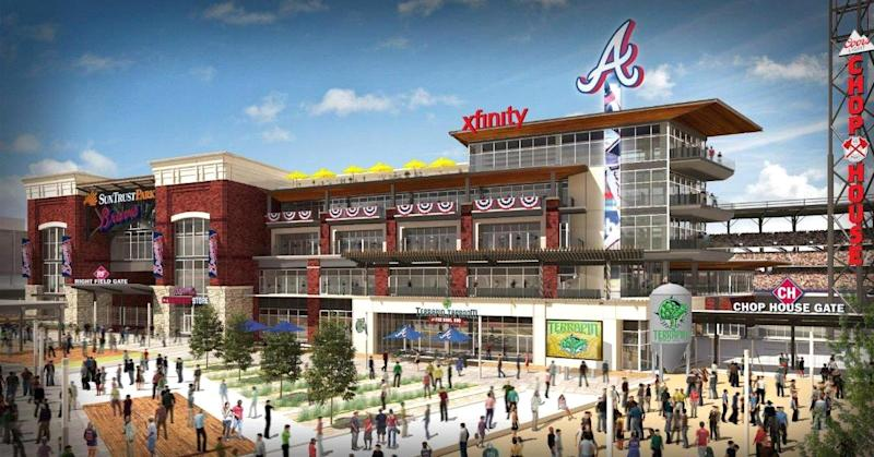 Brewery goes to bat with the Atlanta Braves