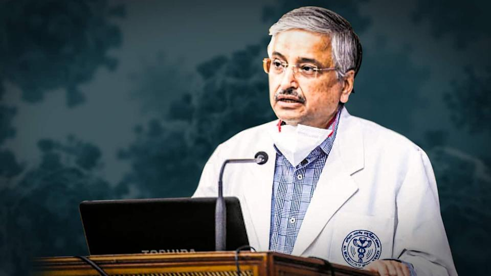 India may see third COVID-19 wave; lockdown required: AIIMS chief