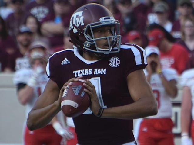Aggie offense looks to get back on track vs. UF