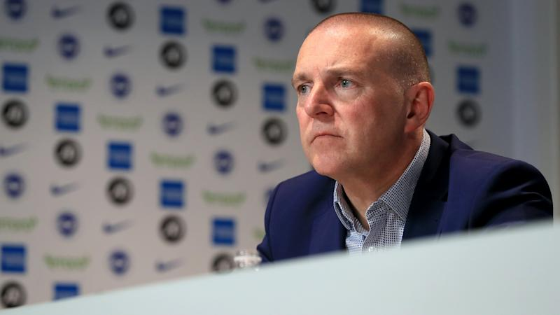 Brighton chief executive Paul Barber still opposed to neutral venues plan
