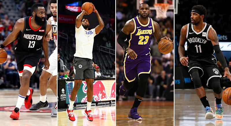 Shop the hottest NBA sneakers of the 2019 20