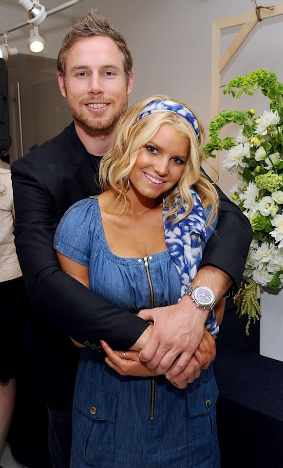 "According to <i>In Touch</i>, Jessica Simpson's boyfriend Eric Johnson is ""getting ready to pop the question,"" and has already ""started shopping for an engagement ring."" The magazine adds that Simpson and Johnson have begun premarital counseling at a local Christian church, and are ""meeting with their minister as the next step."" For inside info from a Simpson confidante about when the two will tie the knot, check out <a href=""http://www.gossipcop.com/jessica-simpson-eric-johnson-engagement-ring-shopping-buying-wedding-engaged/"" target=""new"">Gossip Cop</a>. Jamie McCarthy/<a href=""http://www.wireimage.com"" target=""new"">WireImage.com</a> - September 7, 2010"